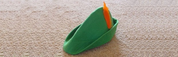 Peter Pan Hat